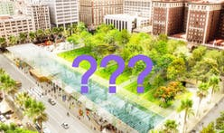 Redevelopment plans for L.A.'s Pershing Square shift