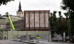 Picasso murals removed in Oslo despite protest