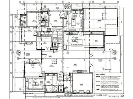 Arcadia Arizona - Complete Rebuild, Plans