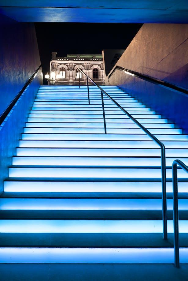 Albertina Passage / Söhne & Partner Architekten