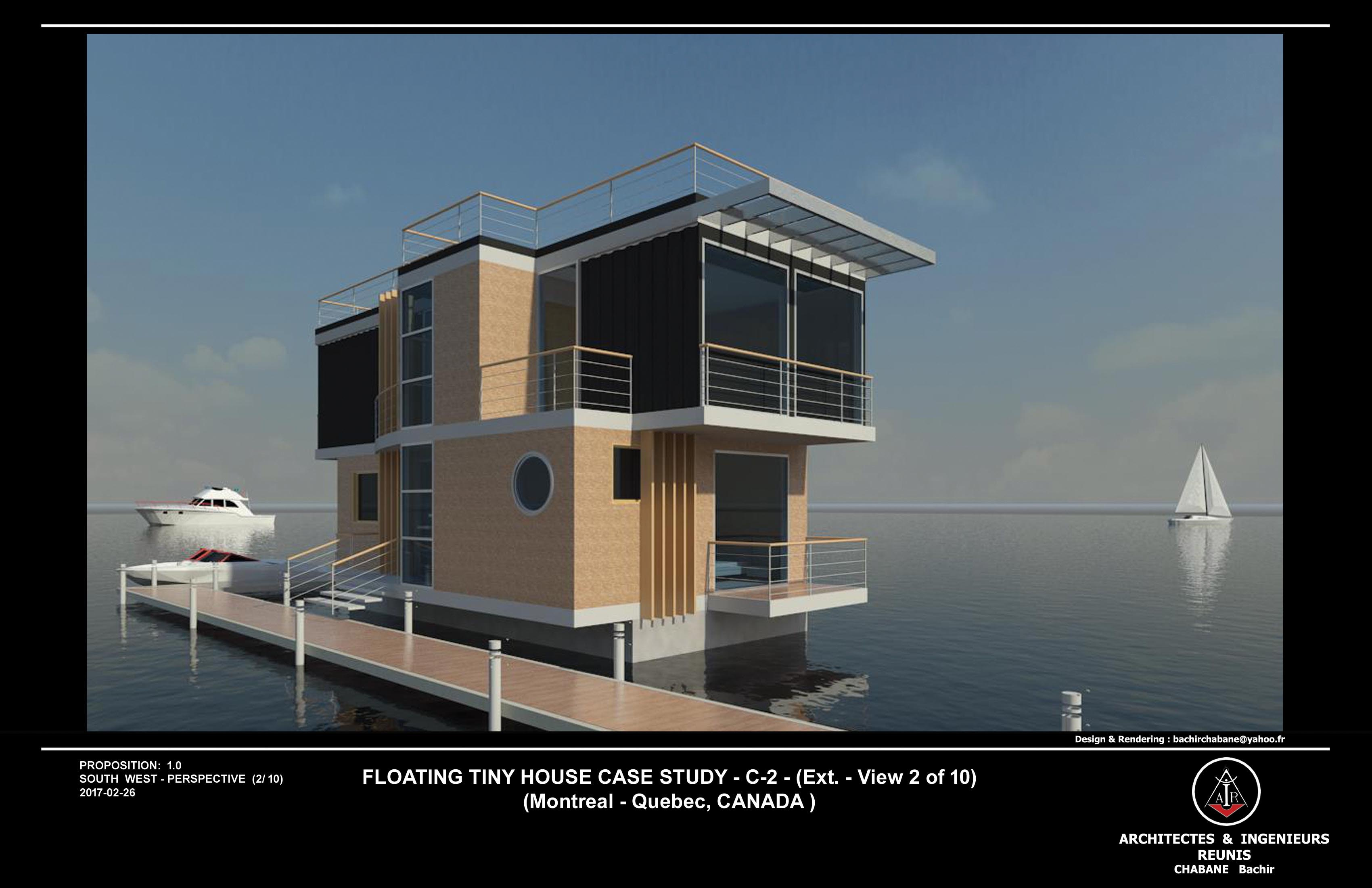 floating house case study   a