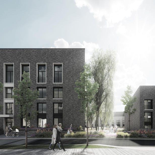 Sighthill Urban Design Intiative & Masterplan, Glasgow