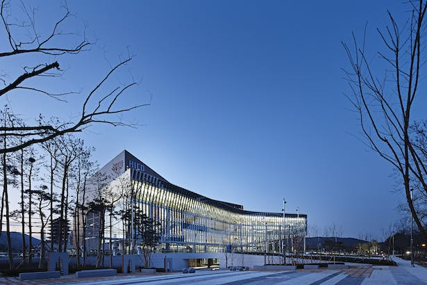 © Namsun Lee, Image Courtesy of H Architecture and HAEAHN Architecture