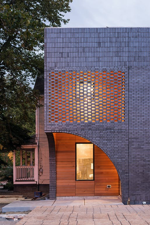 "<a href=""https://archinect.com/hortonharper/project/hs-residence"">HS Residence</a> in Cleveland, OH by <a href=""https://archinect.com/hortonharper"">Horton Harper Architects</a>; Photo: Christian Phillips"