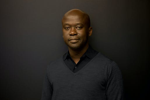 David Adjaye. Photo: Ed Reeve.
