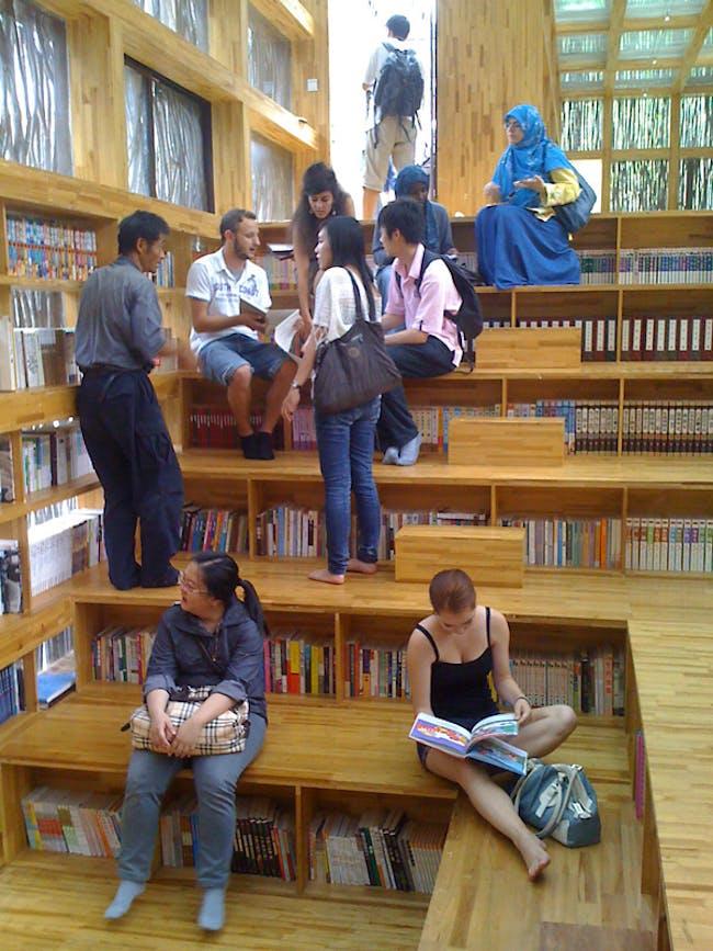 Liyuan visit with EPMA students