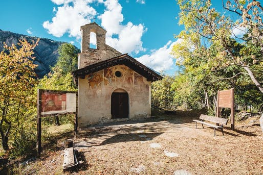 One of the eleven Piedmont churches participating in the Chiese a porte aperte (Churches with open doors) program. Image via Fondazione CRT/<a...