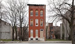 """""""Last House Standing"""" beautifully photo-documents Baltimore's forgotten row houses"""