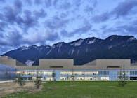 Riviera-Chablais Hospital, Vaud-Valais, Switzerland