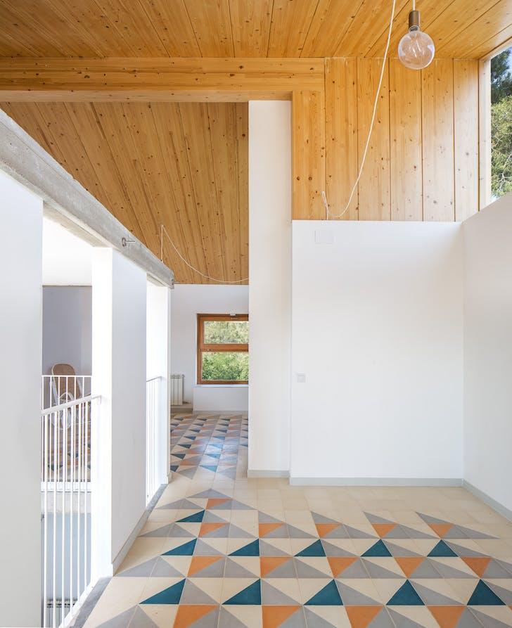 'Casa Palau', Barcelona by Joaquin Anton & Javier Luri Architects