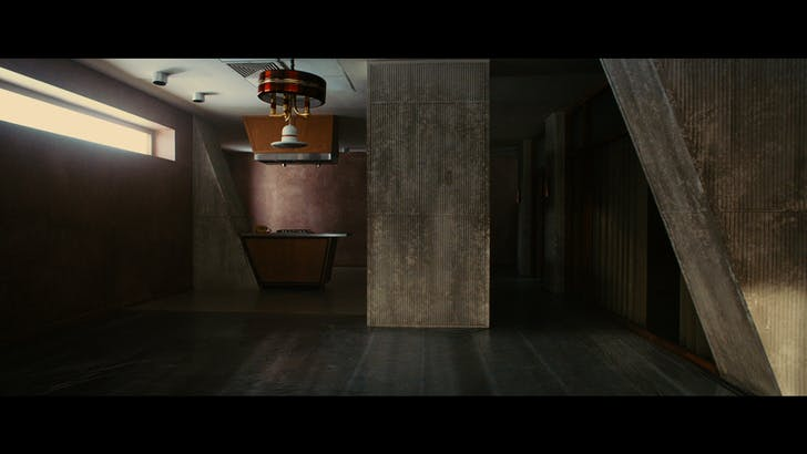 Screenshot of an apartment interior.