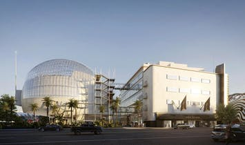 Renzo Piano's Academy Museum of Motion Pictures receives LEED Gold Certification
