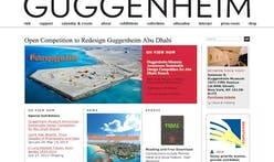 Guggenheim Spoof Site Targets Abu Dhabi Controversy