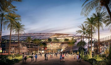 Plans for LA Clippers arena in Inglewood move ahead