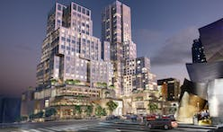 Work on Frank Gehry's The Grand towers to kick off this month