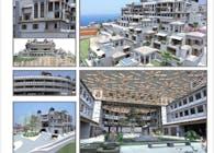 Hotel Jadran ,Montenegro 22.000m2