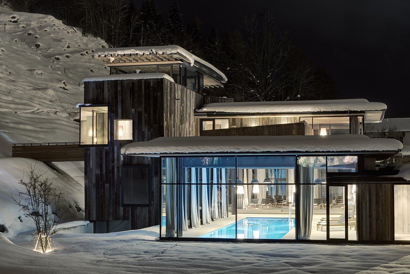 tirol designhotel showcase hotel wiesergut by gogl architekten features