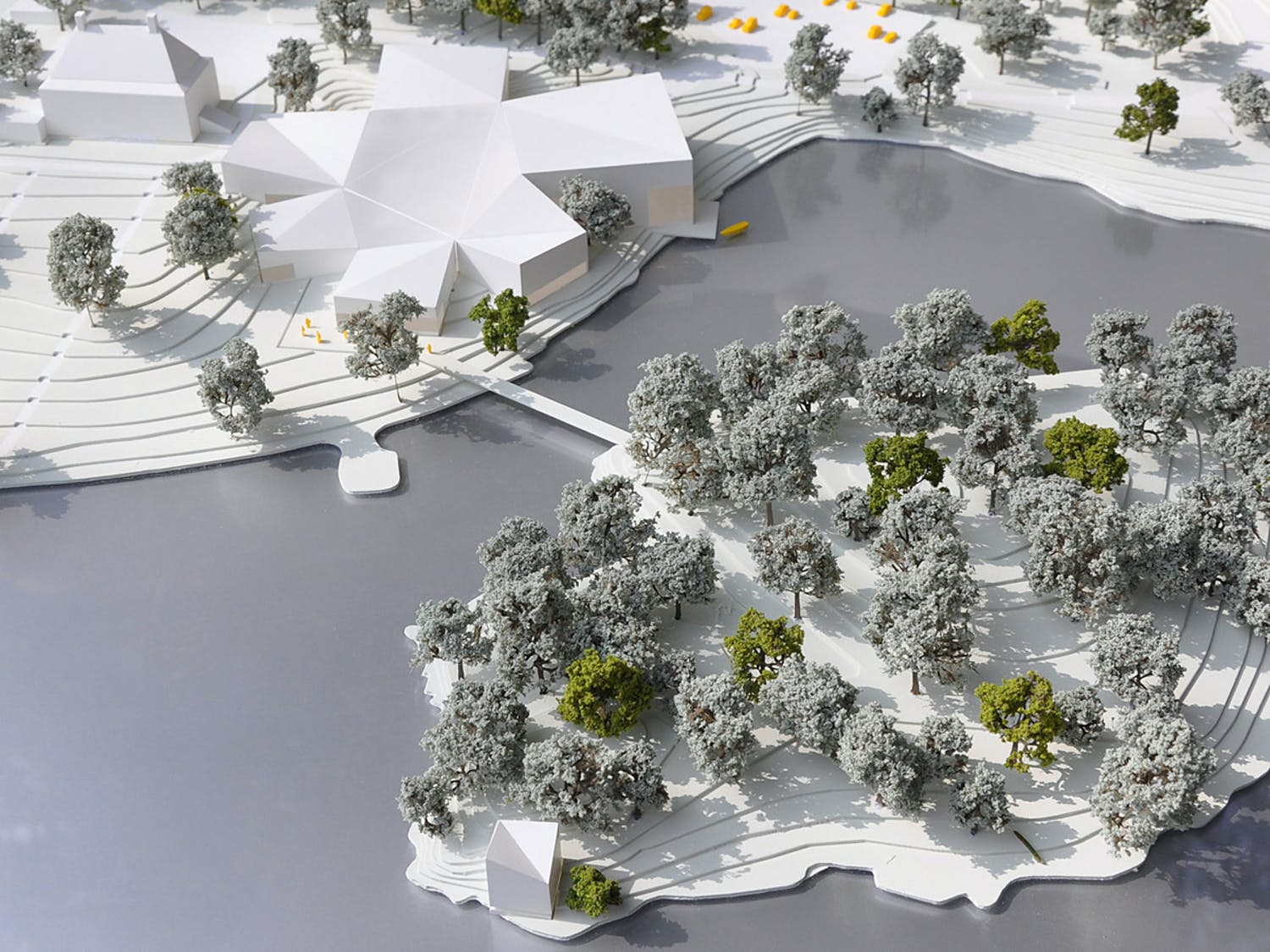 Serlachius Art Museum G 246 Sta Proposal By Frama Architects