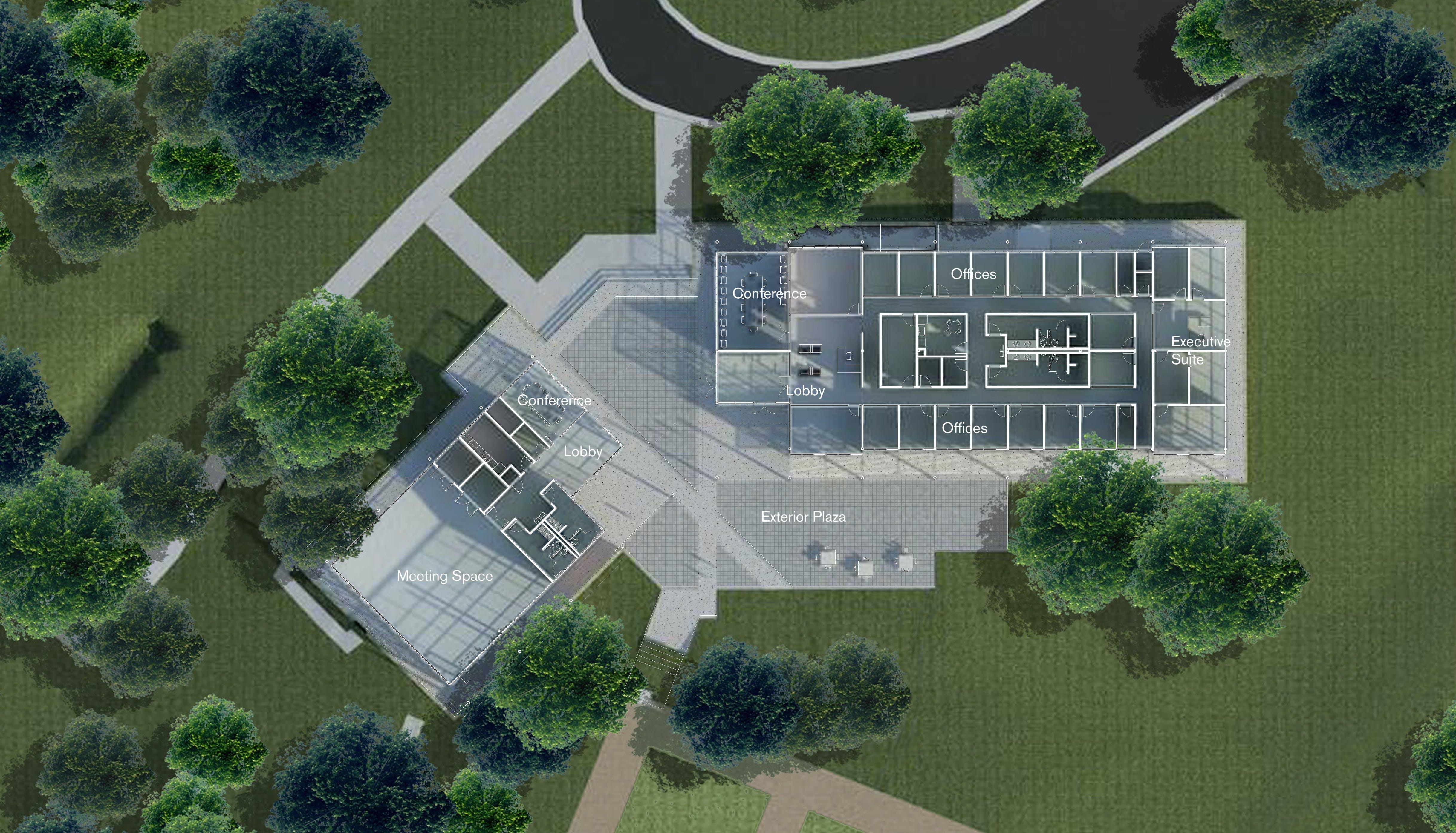 Parks And Recreation Administration Building Quackenbush