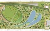 Oklahoma City's Scissortail Park embraces a city-to-nature approach