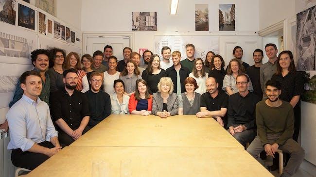 Grafton Architects team © Grafton