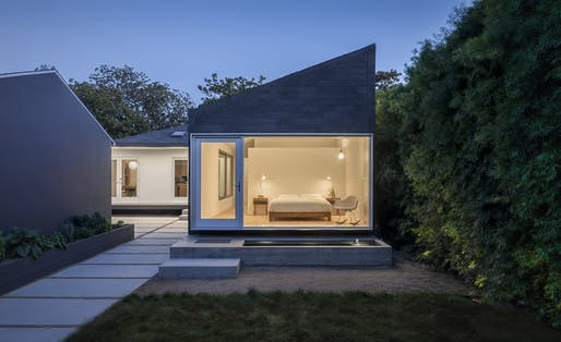 Rear Window House by Edward Ogosta Architecture. Photo: Steve King.