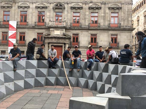 Pabellon ARCA in Munal by Estudio MMX