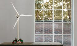 After a decade, LEGO will re-release their Vestas Wind Turbine in November