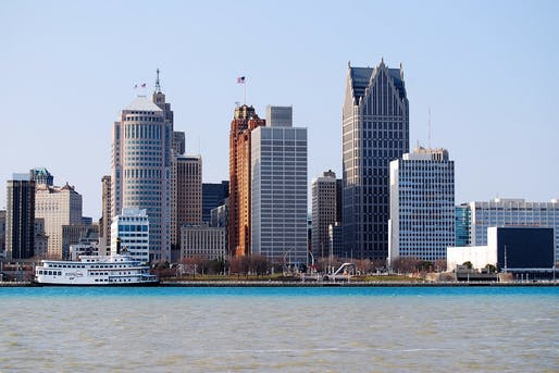 Detroit. Image © Patricia Drury via Flickr creative commons