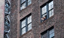 """The """"anti-noise control window"""" is designed to stop urban sound pollution in its tracks"""
