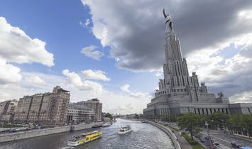 The Moscow That Never Was: new VR/AR tour showcases unrealized icons of Soviet architecture