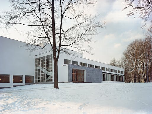 The Central City Alvar Aalto Library, Vyborg. Credit: The Finnish Committee for the Restoration of the Viipuri Library