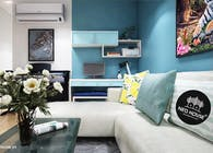 Thiết kế nội thất nhà phố đẹp mang phong cách hiện đại