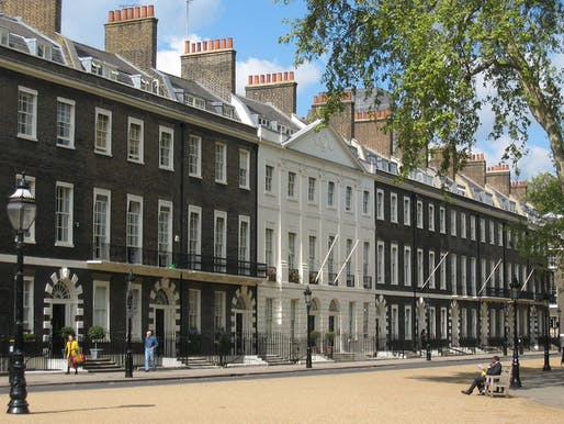 The Architectural Association in London. Image courtesy of Wikimedia user Jeremysm.