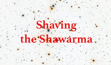 Extra Extra: Shaving the Shawarma
