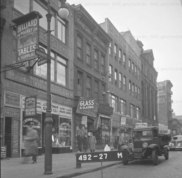 Photo by NYC Municipal Archives
