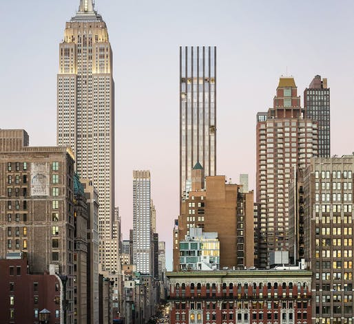 Oct 11: 277 Fifth Avenue, Architect: Rafael Viñoly Architects, Photo: Three Marks.