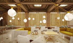 Cutting across the Chicago Architecture Biennial: Pedro y Juana's living room