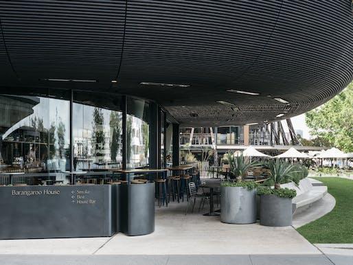 'Hospitality Design': Barangaroo House by H & E Architects. Photo Credit: Felix Froest.