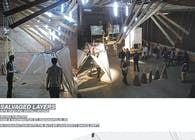 Salvaged Layers- Site Specific Installation and Performance