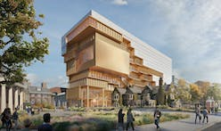 First images of Diller Scofidio + Renfro's new University of Toronto building