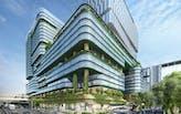 NESCO Centre Building II - An Urban Campus