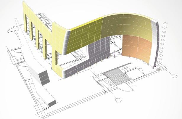 (JET) BIM Model for Pharmacy and Clinic Design