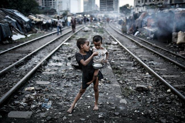 FUTURE VOICES JURY WINNER: Turjoy Chowdhury - 'Flowers of City Slums'