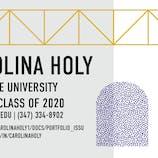 Carolina Holy