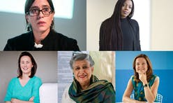 2020 W Awards celebrate design excellence while showcasing architecture's female voices