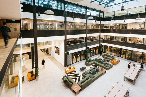 WeWork Coeur Marais. Photo courtesy of WeWork.