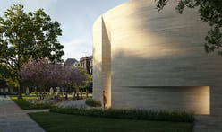 Trahan Architects begins construction on a new chapel for Loyola University in New Orleans