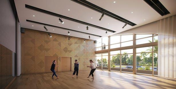 Main Rehearsal Room