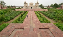 Sitting in the shadow of the Taj Mahal, the lush Mughal Gardens of Agra have been restored